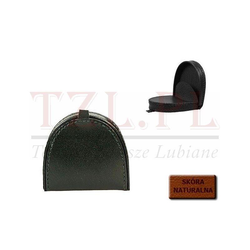 Portfel podkówka 7005 Czarny