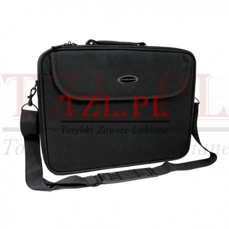 Torba na laptopa 19 ET128 Classic XL Czarna