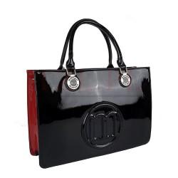 Torebka Monnari 0370-M05 Black/Red