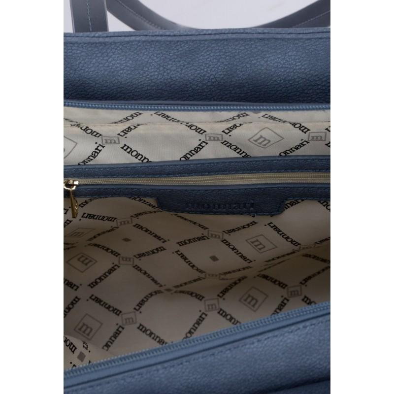 Torebka Monnari 2130-012 Niebieska