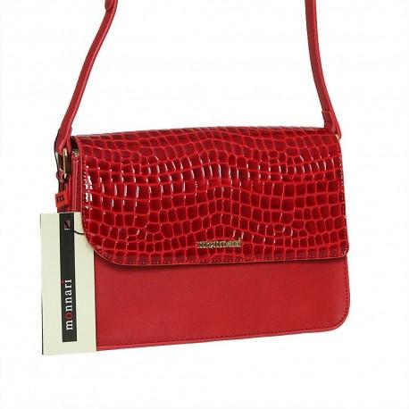 Torebka Monnari 2570-005 Czerwona