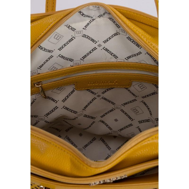 Torebka Monnari 2800-002 Żółta