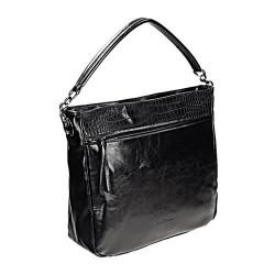 Torebka Ines deLaure Czarna shopperka 1681565