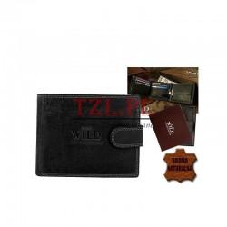 Portfel Always Wild N992L-MH Czarny