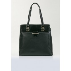 Pojemna torebka klasyczna Monnari czarna elegancka 2950