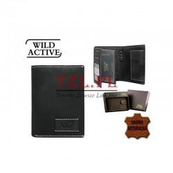Portfel Wild Active N4-WA2 Czarny