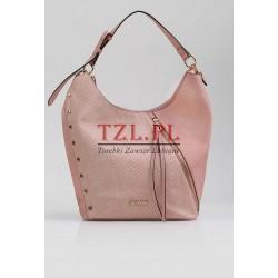 Torebka Monnari różowa shopperka 0830