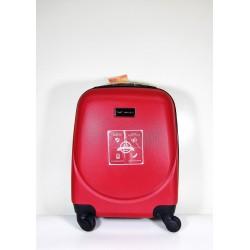 Mała walizka (XS) Wings 310 Czerwona