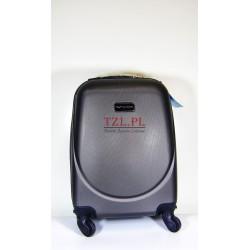Mała walizka (XS) Szara