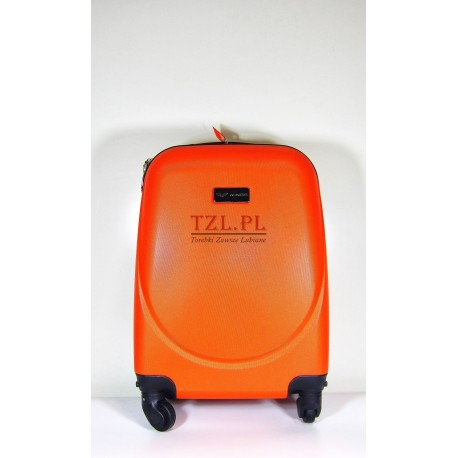 Mała walizka (XS) Pomarańczowa