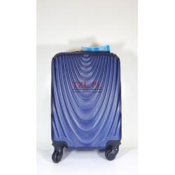 Mała walizka (XS) Niebieska