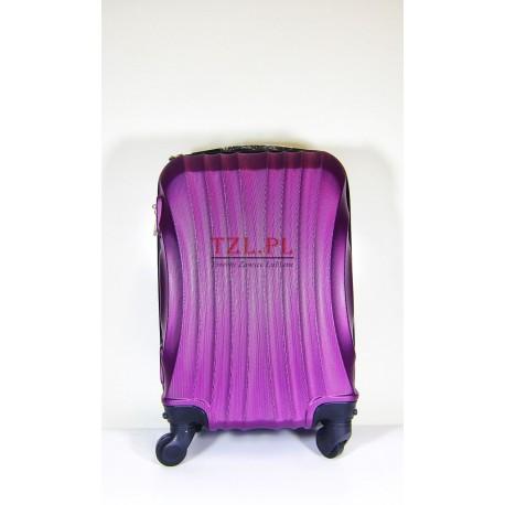 Mała walizka (XS) Śliwka