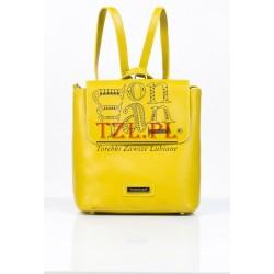 Plecak Monnari żółty A200