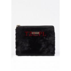 Torebka mała Monnari elegancka czarna 8130